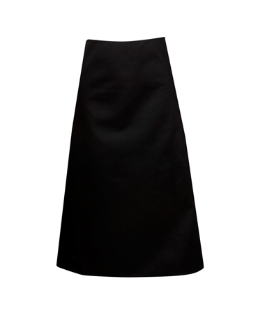 A05 Poly Cotton Aprons Long Waist W86xL76 (below the knees)
