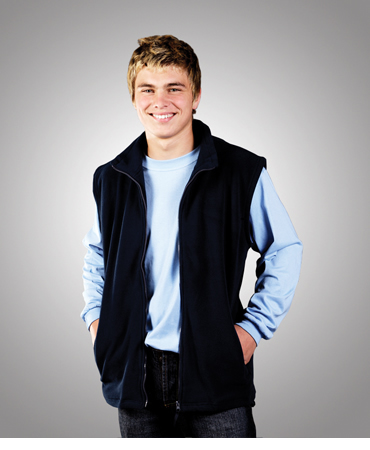 F14 Polar Fleece Vest
