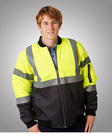 J83 Hi Vis Day/ Night Flying Jacket