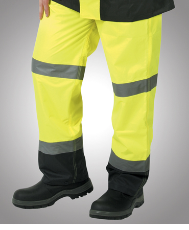 J85 Hi Vis Day/ Night Rain Pants