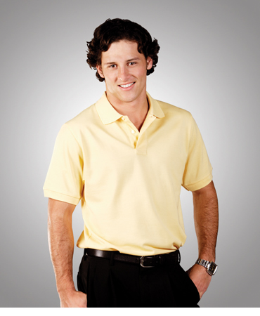 P21 Premium 100% Cotton Pique Polo