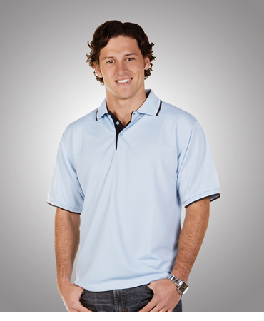 P42 Cooldry Micro Mesh Polo Adults