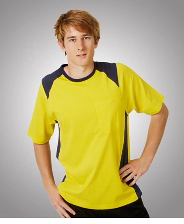 T84 100% Cotton Hi Vis T-Shirt