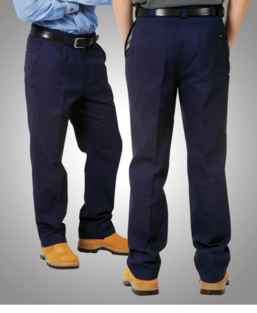 W81 Heavy Drill Trousers